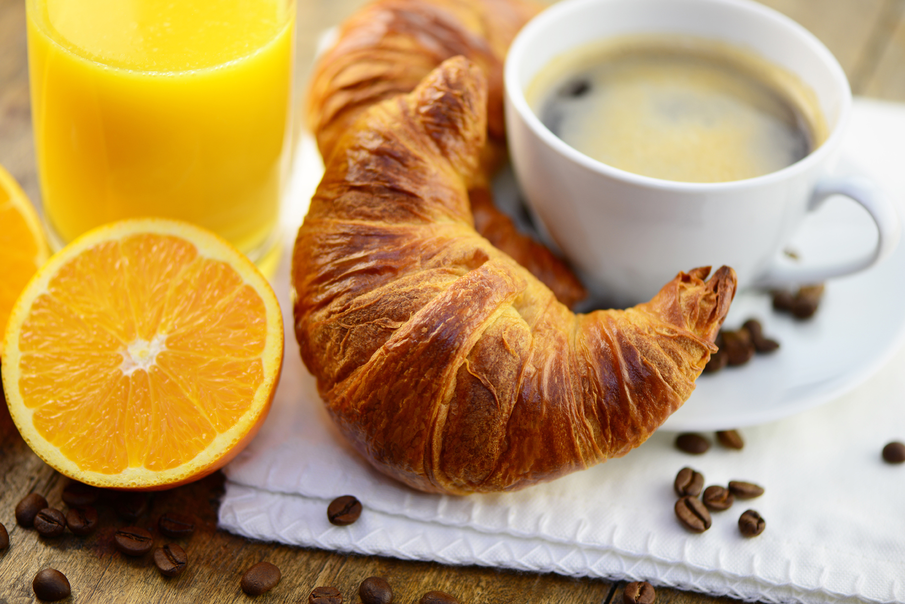 Best Western Plus Elysée Secret express breakfast to go